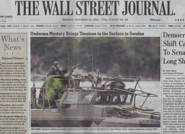 10.20.14 WSJ Cover