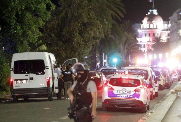Truck Kills 84 in Nice France on Bastille Day 2016
