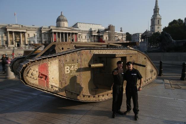 Tank anniversary