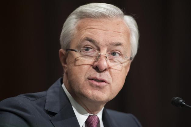 Wells Fargo CEO Testifies Before Senate