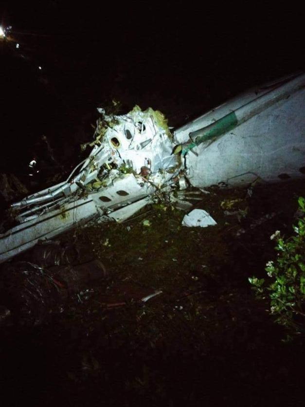 LaMia Airlines 2933 Crashes Killing Brazilian Champ Soccer Team