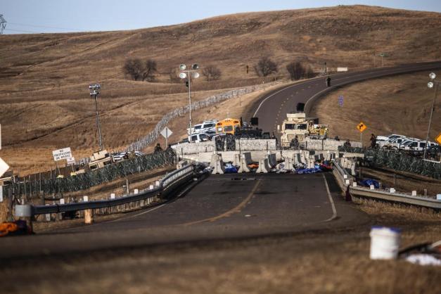 Standing Rock Protests Dakota Access Pipeline