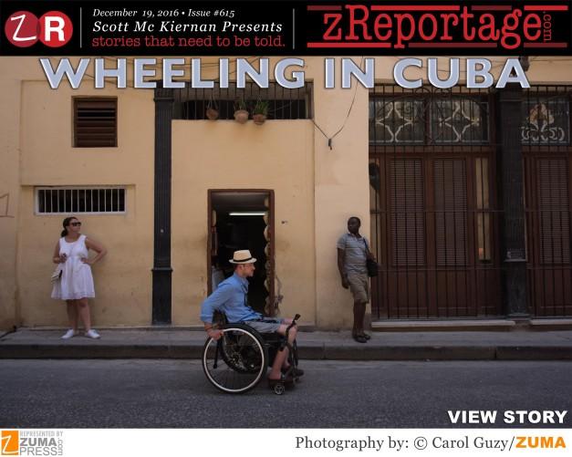Wheeling In Cuba
