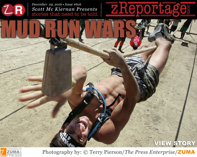 Mud Run Wars