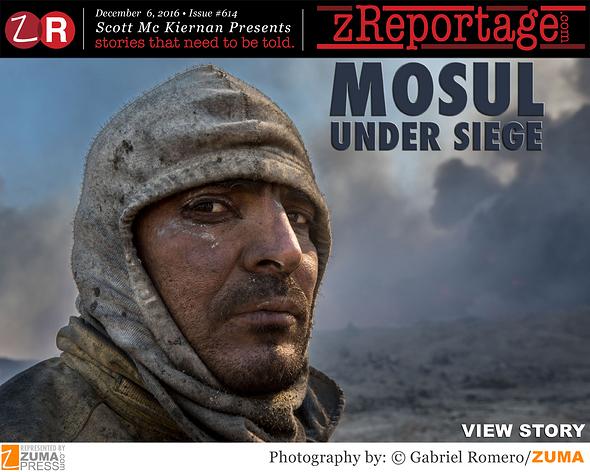 MOSUL Under Siege