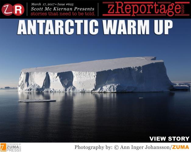 Antarctic Warm Up