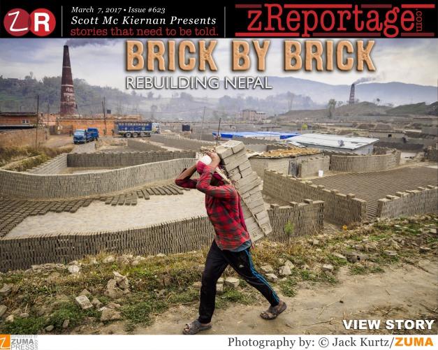 BRICK by BRICK: Rebuilding Nepal