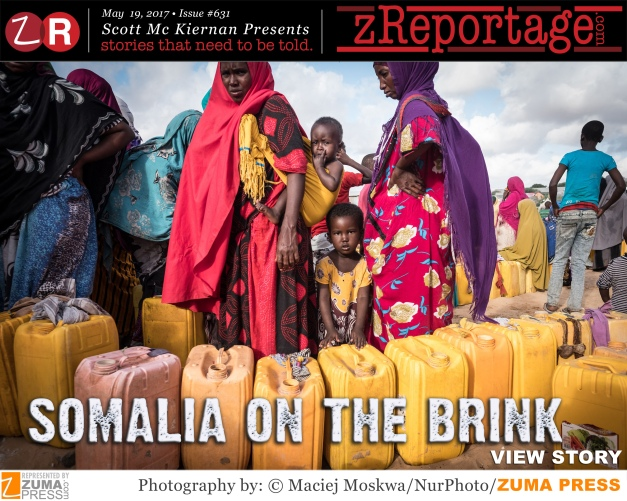 Somalia On The Brink