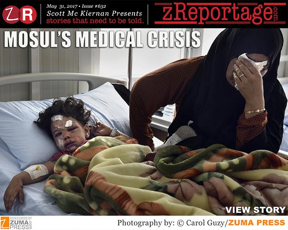 Mosul's Medical Crisis