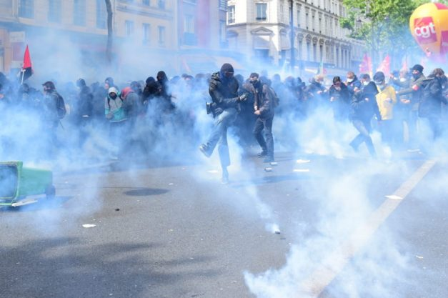 May Day 2017 - France