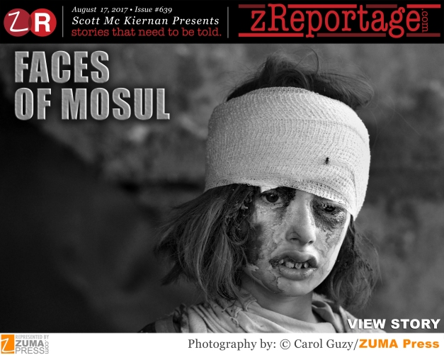 Faces of Mosul