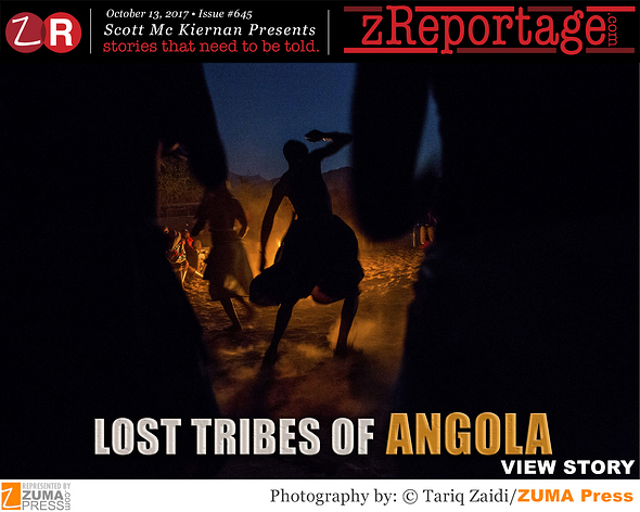 Lost Tribes of Angola
