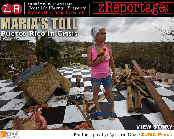 Maria's Toll: Puerto Rico In Crisis