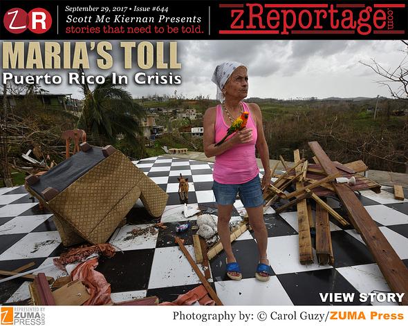 Maria's Toll: Puerto Rico In Crisis
