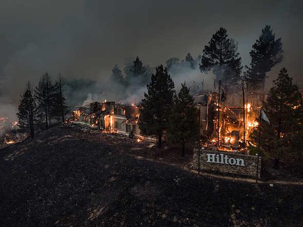 Deadly Fires Hit California Wine Country