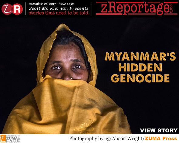 Myanmar's Hidden Genocide