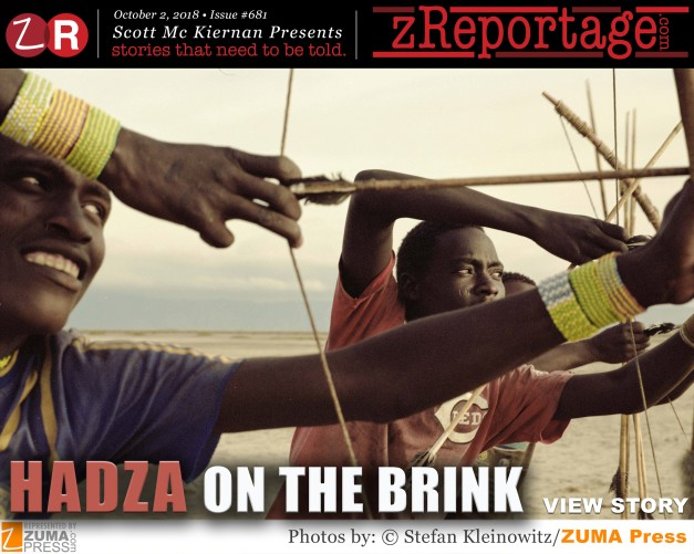 Hadza On The Brink