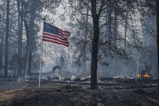 California Wildfires 2018: Camp Fire