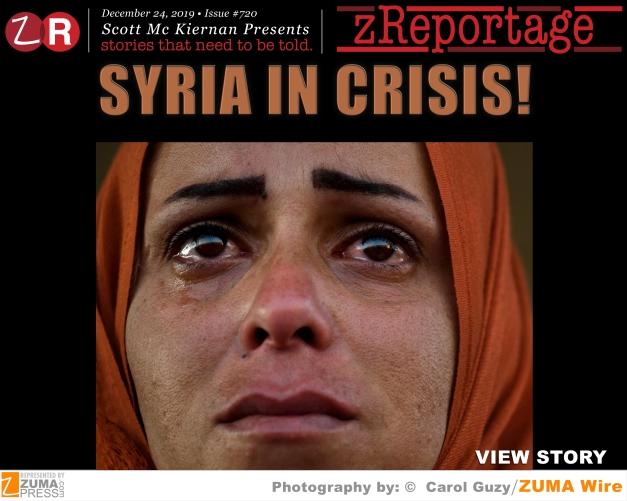 SYRIA CRISIS!