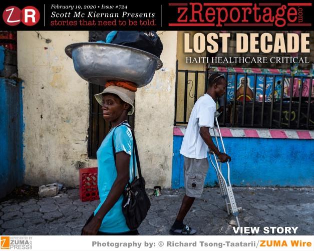LOST DECADE: Haiti Healthcare Critical