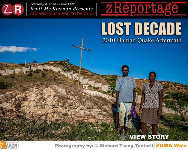 Lost Decade: 2010 Haitian Quake Aftermath