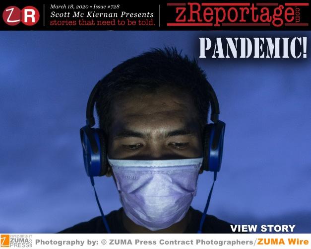 Pandemic! SARS-CoV-2 aka COVID-19