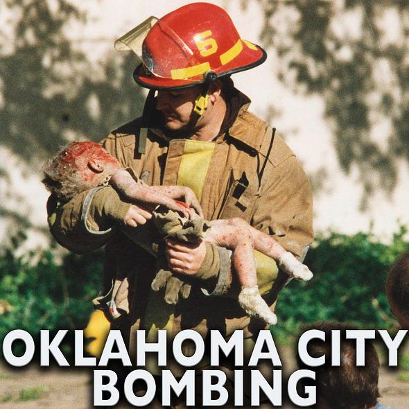 Oklahoma City Bombing April 19, 1995