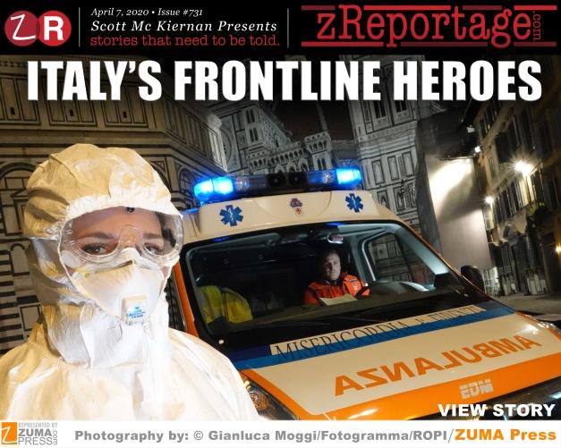 Italy's Frontline Heroes