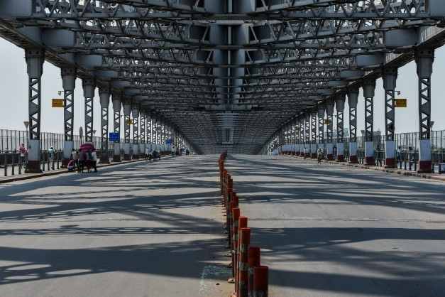 Kolkata Under Lockdown - India
