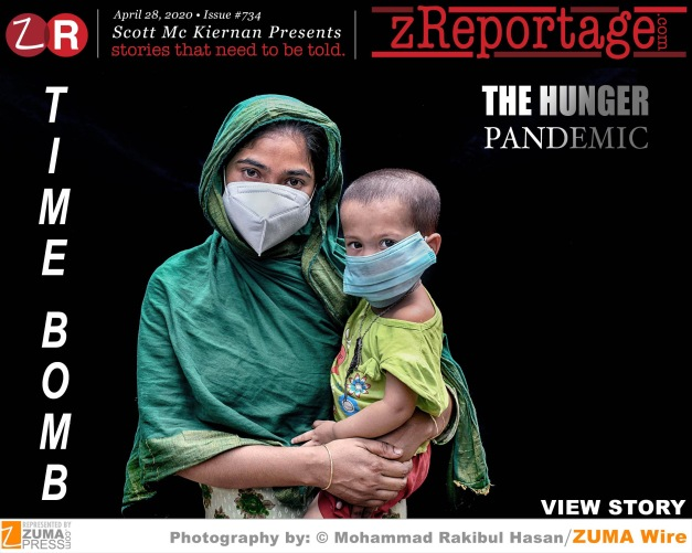 TIME BOMB: The Hunger Pandemic