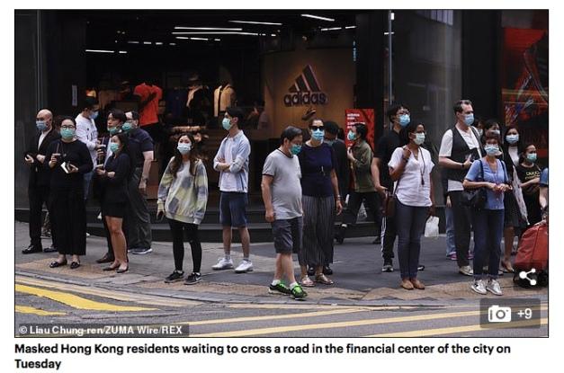 USED_DAILY MAIL_masked citizens hk_20200423_photo_Liau Chung Ren_ZUMA_