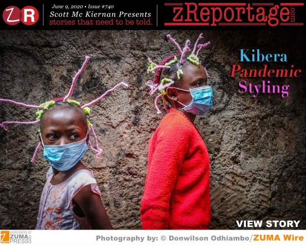 Kibera Pandemic Styling