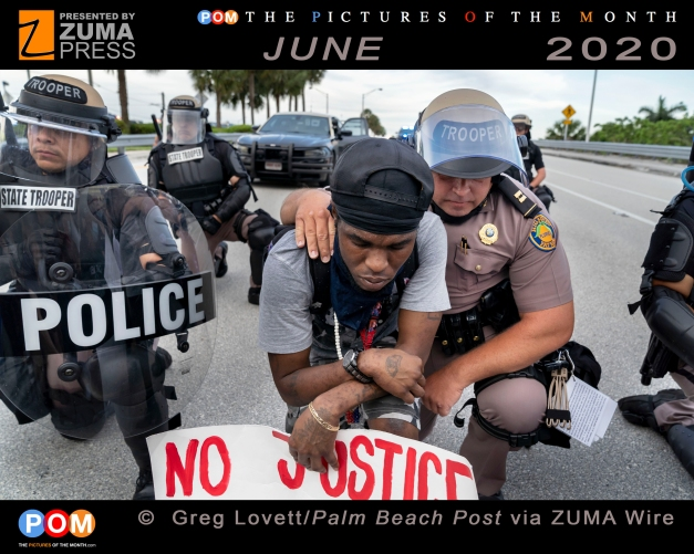 ZUMA Pictures Of the Month: JUNE 2020